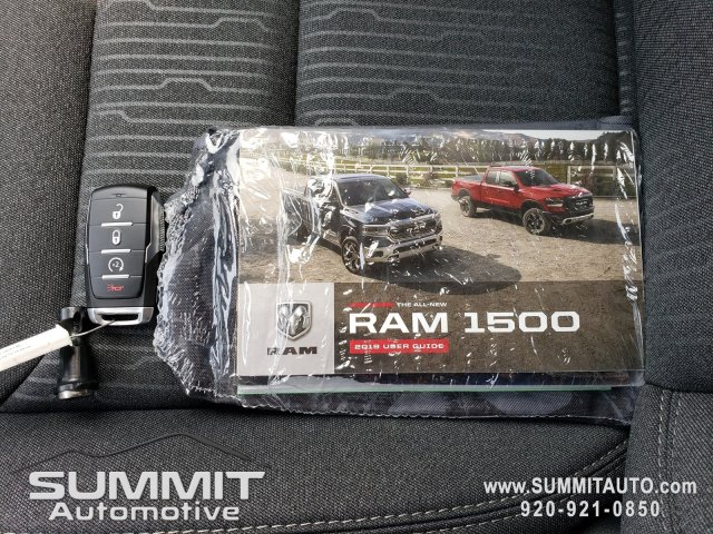 2019 Ram 1500 Quad Cab 4x4, Pickup #9T345 - photo 41
