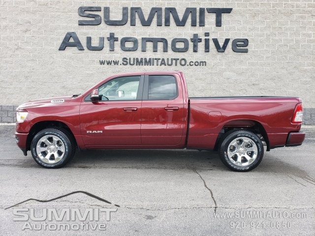 2019 Ram 1500 Quad Cab 4x4,  Pickup #9T352 - photo 1
