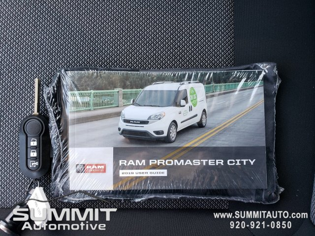 2019 ProMaster City FWD,  Empty Cargo Van #9T354 - photo 37