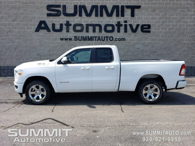 2019 Ram 1500 Quad Cab 4x4,  Pickup #9T356 - photo 1