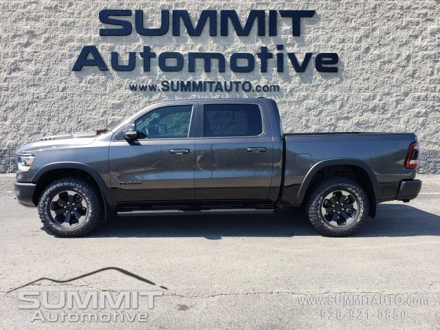 2019 Ram 1500 Crew Cab 4x4,  Pickup #9T366 - photo 1