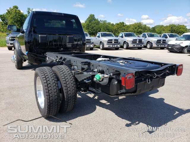 2019 Ram 5500 Regular Cab DRW 4x4,  Cab Chassis #9T373 - photo 1