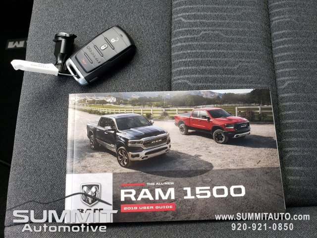 2019 Ram 1500 Quad Cab 4x4,  Pickup #9T382 - photo 37
