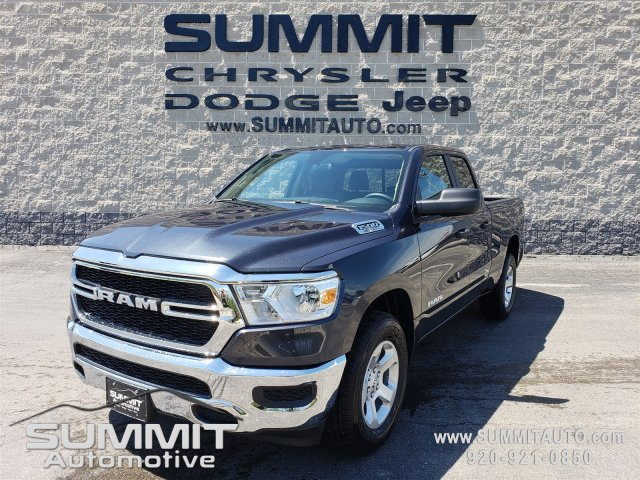 2019 Ram 1500 Quad Cab 4x4,  Pickup #9T53 - photo 1