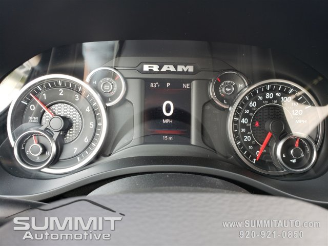 2019 Ram 1500 Crew Cab 4x4,  Pickup #9T61 - photo 12