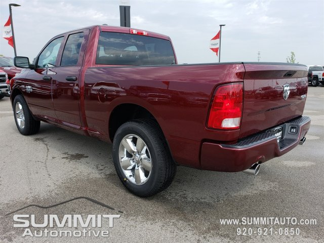 2019 Ram 1500 Quad Cab 4x4,  Pickup #9T78 - photo 2