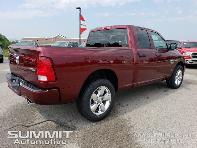 2019 Ram 1500 Quad Cab 4x4,  Pickup #9T78 - photo 19