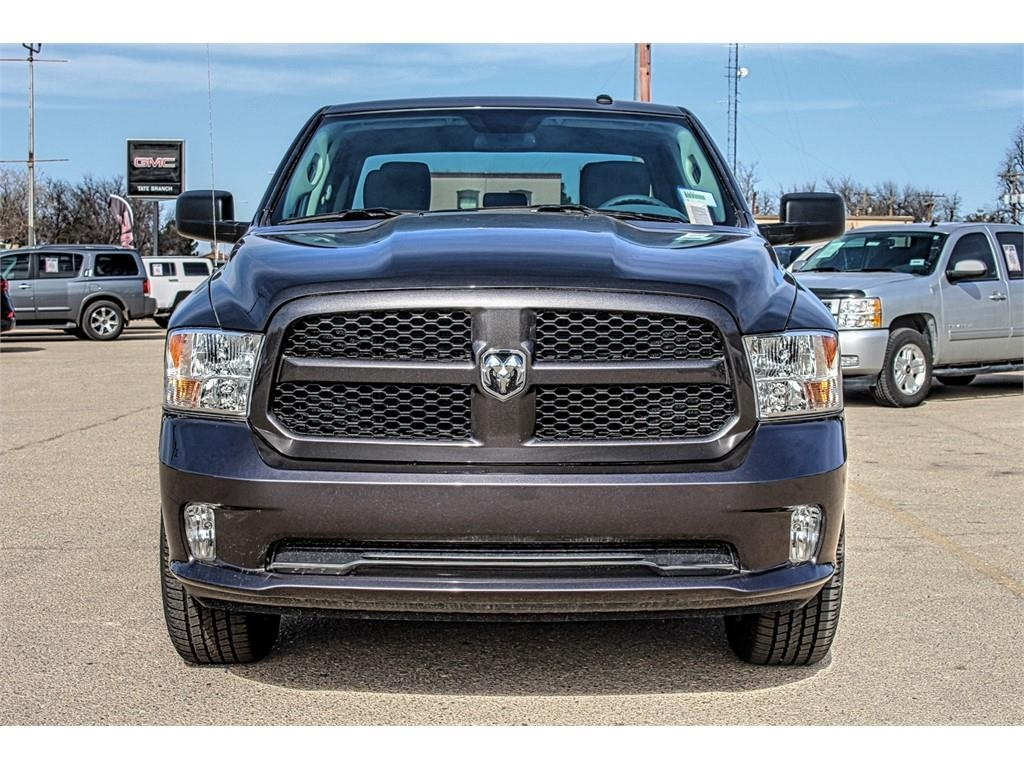 2018 Ram 1500 Crew Cab 4x4, Pickup #4725 - photo 3