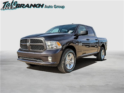 2018 Ram 1500 Crew Cab 4x4, Pickup #4725 - photo 1