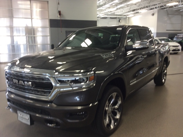 2019 Ram 1500 Crew Cab 4x4,  Pickup #R19064 - photo 3