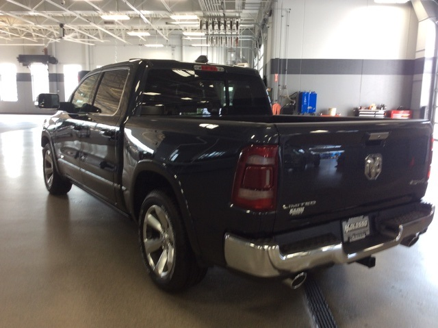 2019 Ram 1500 Crew Cab 4x4,  Pickup #R19066 - photo 4