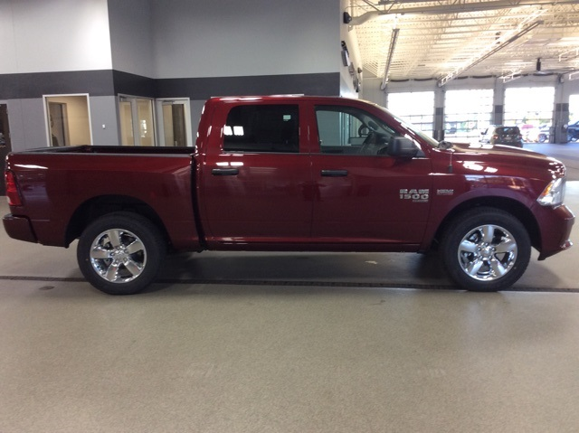 2019 Ram 1500 Crew Cab 4x4,  Pickup #R19086 - photo 8