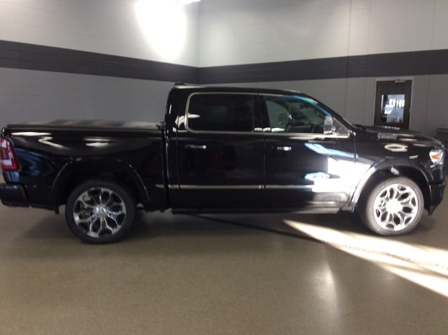 2019 Ram 1500 Crew Cab 4x4,  Pickup #R19095 - photo 8
