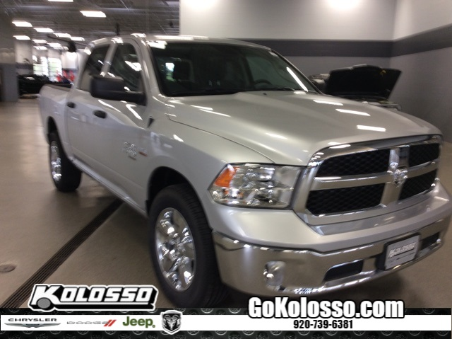 2019 Ram 1500 Crew Cab 4x4,  Pickup #R19112 - photo 1