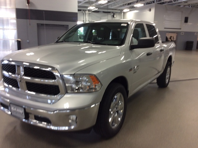 2019 Ram 1500 Crew Cab 4x4,  Pickup #R19112 - photo 4
