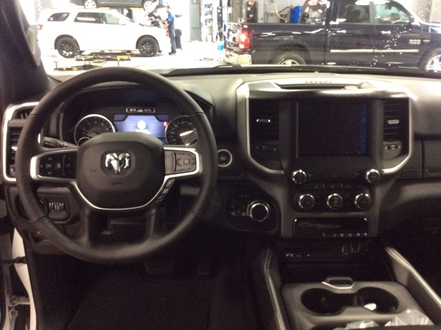 2019 Ram 1500 Crew Cab 4x4,  Pickup #R19131 - photo 11