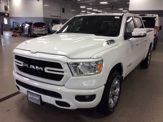 2019 Ram 1500 Crew Cab 4x4,  Pickup #R19131 - photo 4