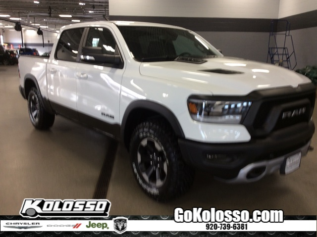 2019 Ram 1500 Crew Cab 4x4,  Pickup #R19146 - photo 1