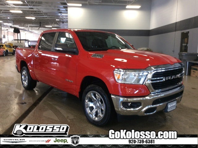 2019 Ram 1500 Crew Cab 4x4,  Pickup #R19182 - photo 1