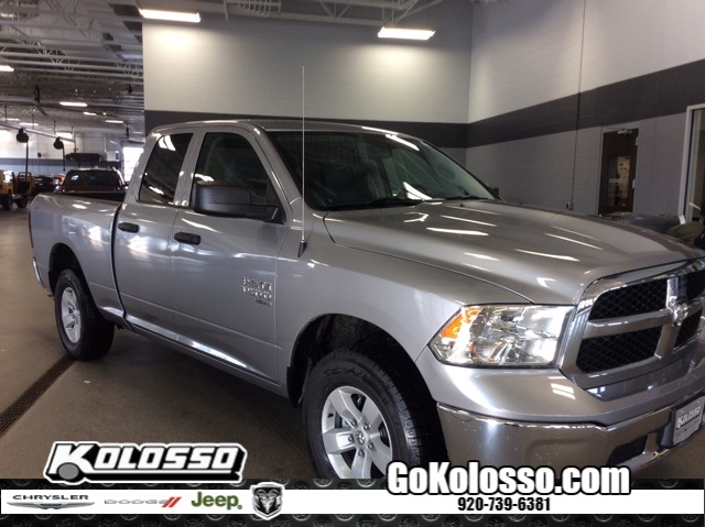 2019 Ram 1500 Quad Cab 4x4,  Pickup #R19188 - photo 1