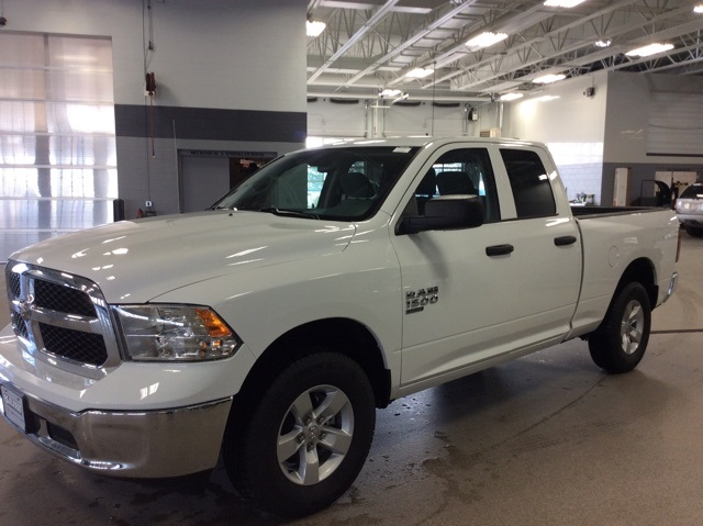 2019 Ram 1500 Quad Cab 4x4,  Pickup #R19189 - photo 4