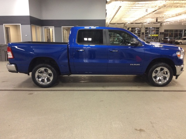2019 Ram 1500 Crew Cab 4x4,  Pickup #R19195 - photo 4