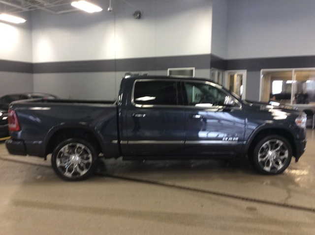 2019 Ram 1500 Crew Cab 4x4,  Pickup #R19200 - photo 8