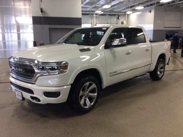 2019 Ram 1500 Crew Cab 4x4,  Pickup #R19203 - photo 4