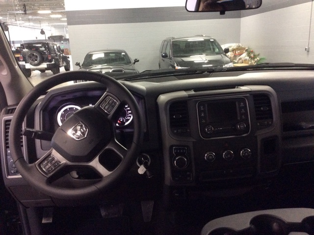 2019 Ram 1500 Quad Cab 4x4,  Pickup #R19208 - photo 11
