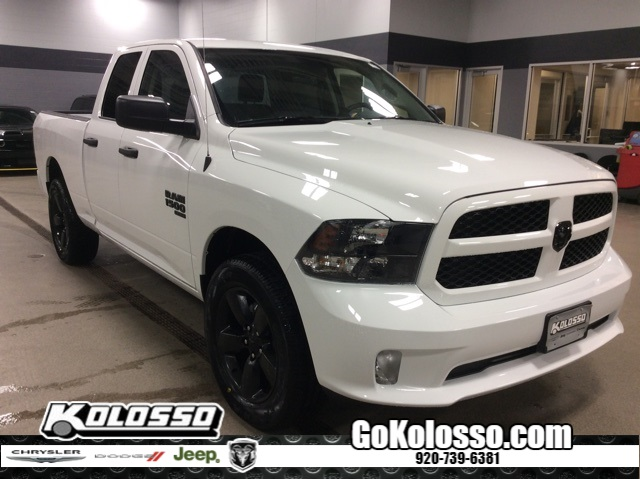 2019 Ram 1500 Quad Cab 4x4,  Pickup #R19214 - photo 1