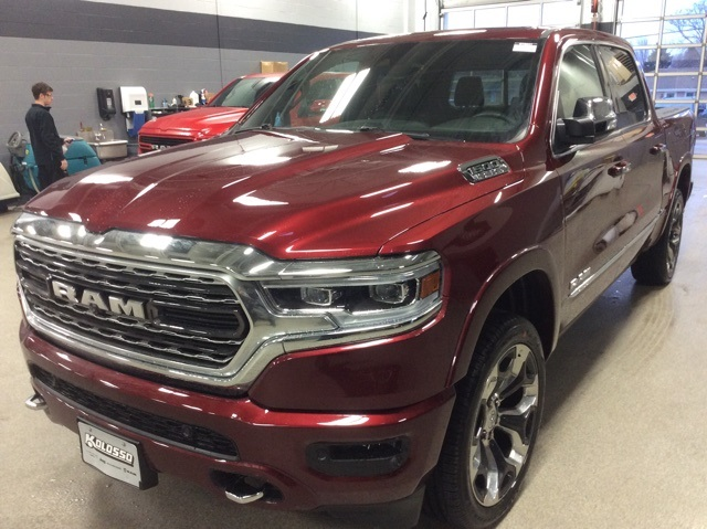 2019 Ram 1500 Crew Cab 4x4,  Pickup #R19231 - photo 4