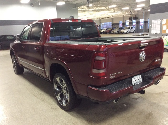 2019 Ram 1500 Crew Cab 4x4,  Pickup #R19231 - photo 6