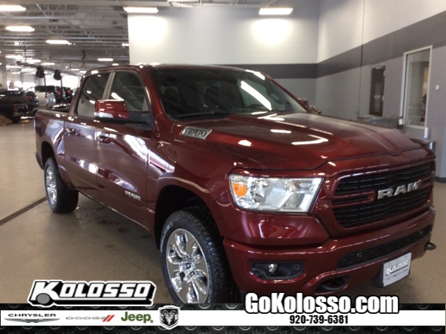 2019 Ram 1500 Crew Cab 4x4,  Pickup #R19232 - photo 1
