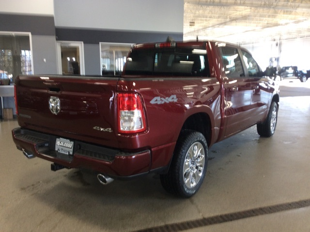 2019 Ram 1500 Crew Cab 4x4,  Pickup #R19232 - photo 2
