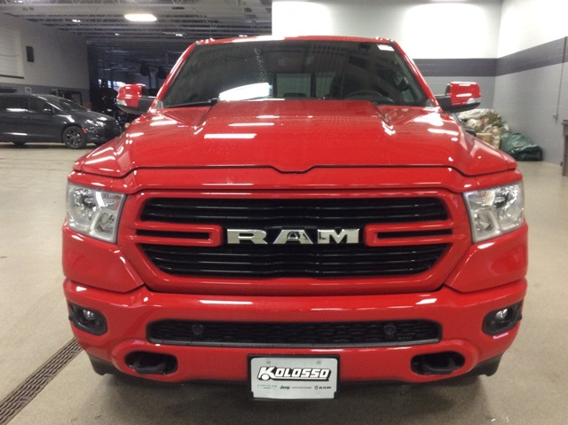 2019 Ram 1500 Crew Cab 4x4,  Pickup #R19234 - photo 3
