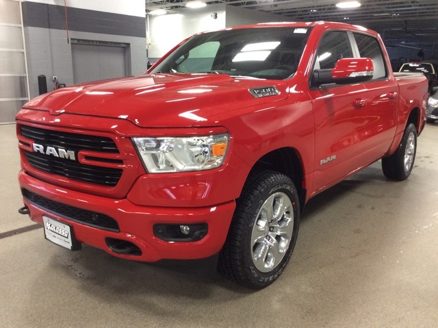 2019 Ram 1500 Crew Cab 4x4,  Pickup #R19234 - photo 4