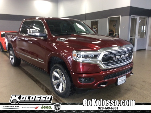 2019 Ram 1500 Crew Cab 4x4,  Pickup #R19235 - photo 1