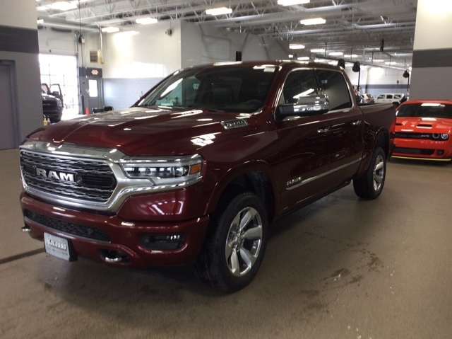 2019 Ram 1500 Crew Cab 4x4,  Pickup #R19235 - photo 4