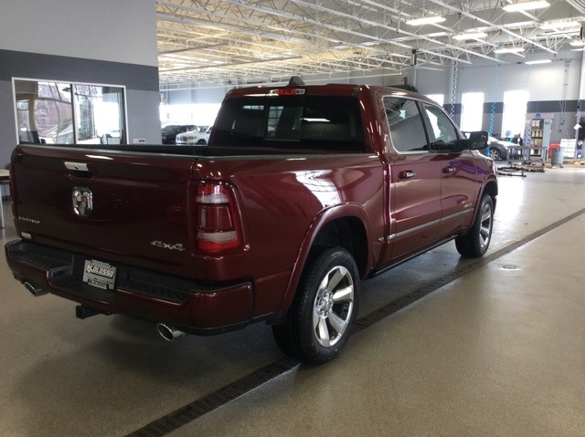 2019 Ram 1500 Crew Cab 4x4,  Pickup #R19235 - photo 2