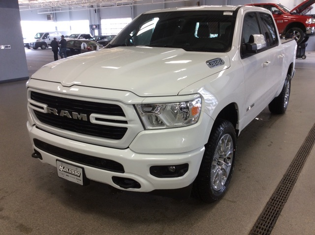 2019 Ram 1500 Crew Cab 4x4,  Pickup #R19243 - photo 4