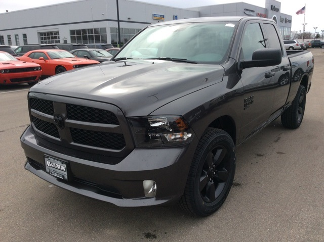 2019 Ram 1500 Quad Cab 4x4,  Pickup #R19248 - photo 4