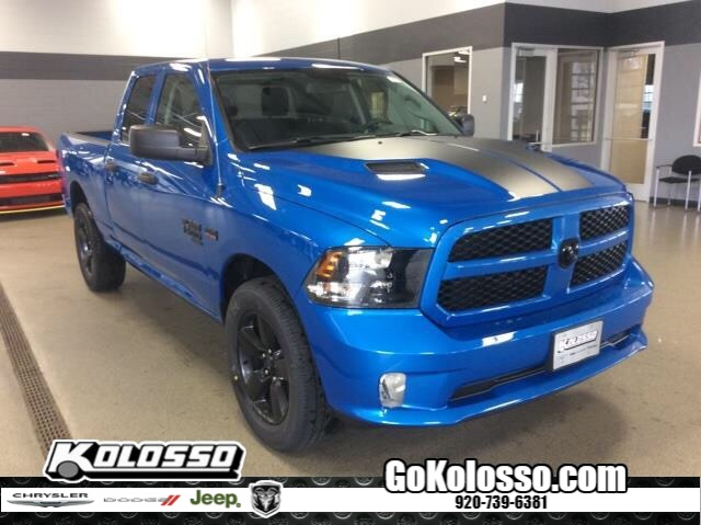 2019 Ram 1500 Quad Cab 4x4,  Pickup #R19252 - photo 1
