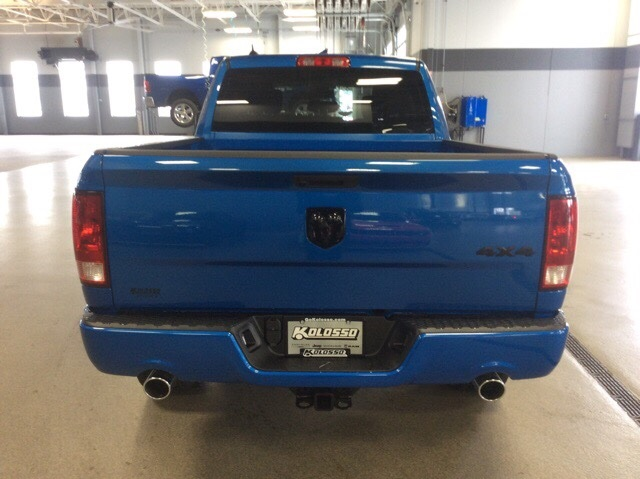 2019 Ram 1500 Quad Cab 4x4,  Pickup #R19252 - photo 7