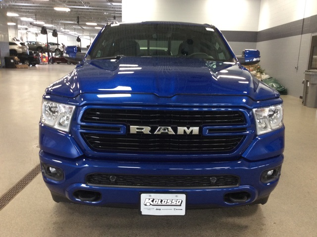 2019 Ram 1500 Crew Cab 4x4,  Pickup #R19279 - photo 3