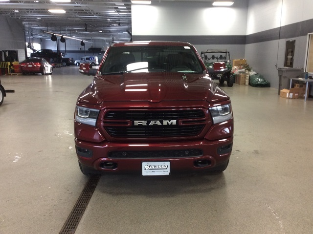 2019 Ram 1500 Crew Cab 4x4,  Pickup #R19320 - photo 3