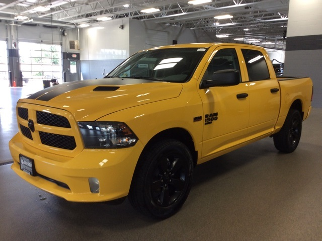 2019 Ram 1500 Crew Cab 4x4,  Pickup #R19345 - photo 4
