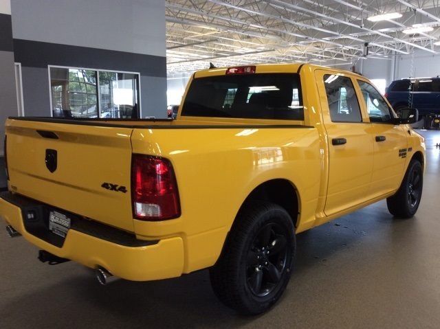 2019 Ram 1500 Crew Cab 4x4,  Pickup #R19345 - photo 2