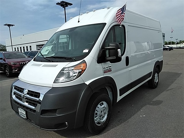 2018 ProMaster 2500 High Roof FWD,  Empty Cargo Van #R8121 - photo 4