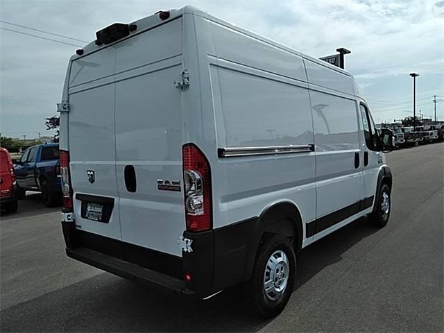 2018 ProMaster 2500 High Roof FWD,  Empty Cargo Van #R8121 - photo 8
