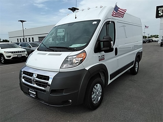 2018 ProMaster 2500 High Roof FWD,  Empty Cargo Van #R8146 - photo 4